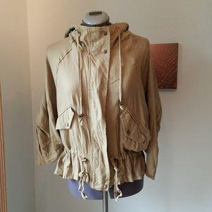Bar III light jacket